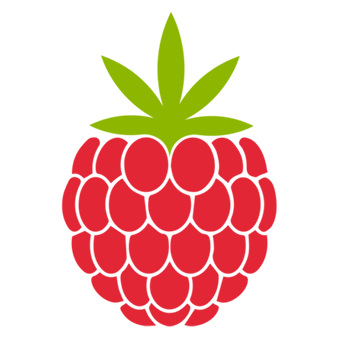 Logo for Raspberry Roots