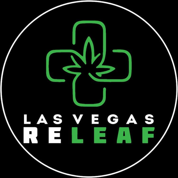 Logo for Las Vegas ReLeaf - Delivery