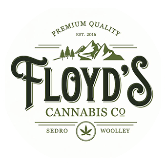 Logo for Floyd's Cannabis Co. - Sedro-Woolley