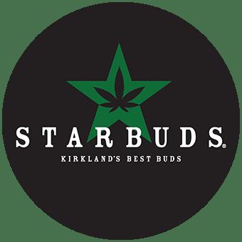 Logo for Starbuds - Kirkland