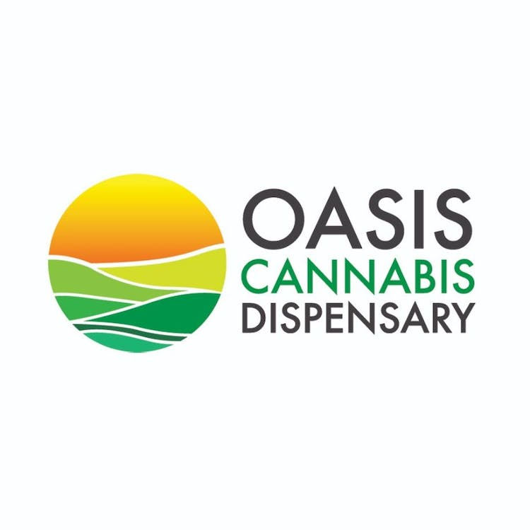 Logo for Oasis Cannabis