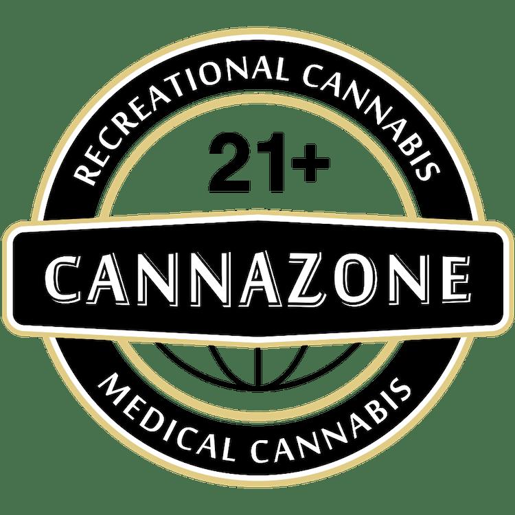 Logo for Cannazone - Mount Vernon