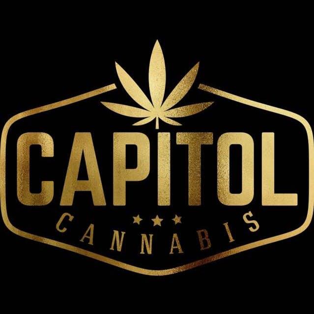 Logo for Capitol Cannabis