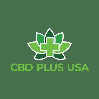 Logo for CBD Plus USA - Dallas - CBD Only