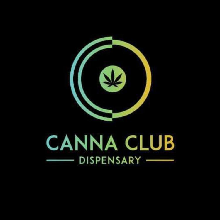Logo for Canna Club Dispensary