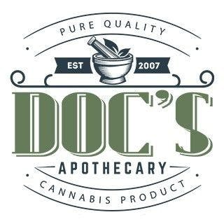 Logo for Doc's Apothecary - Northglenn / North Denver