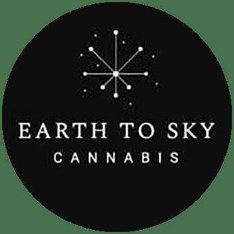 Logo for Earth to Sky Cannabis - Sooke