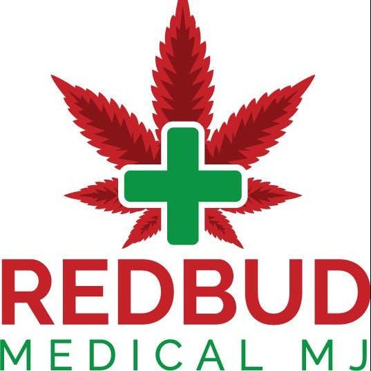 Logo for Redbud Medial MJ Dispensary