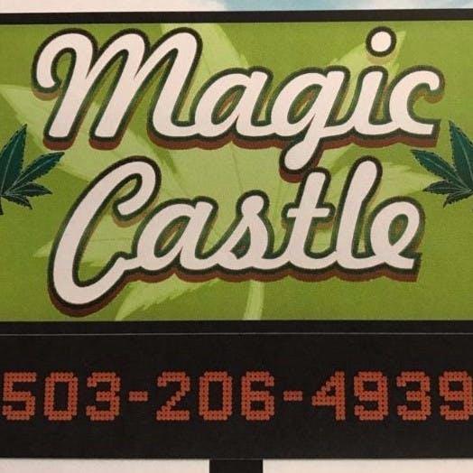 Logo for Magic Castle