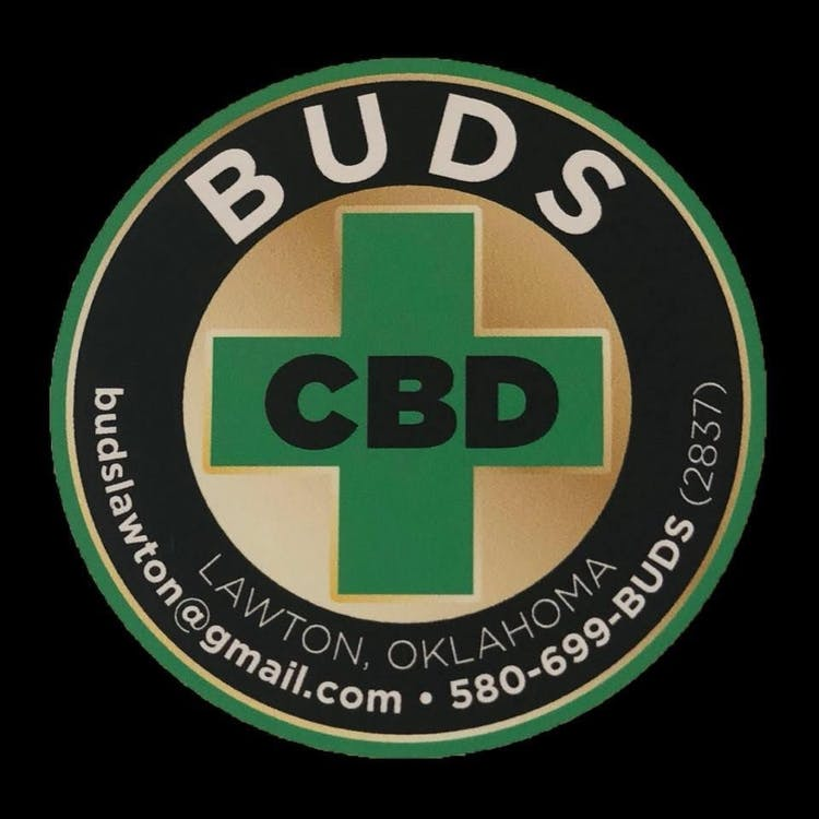 Logo for Buds CBD and Dispensary