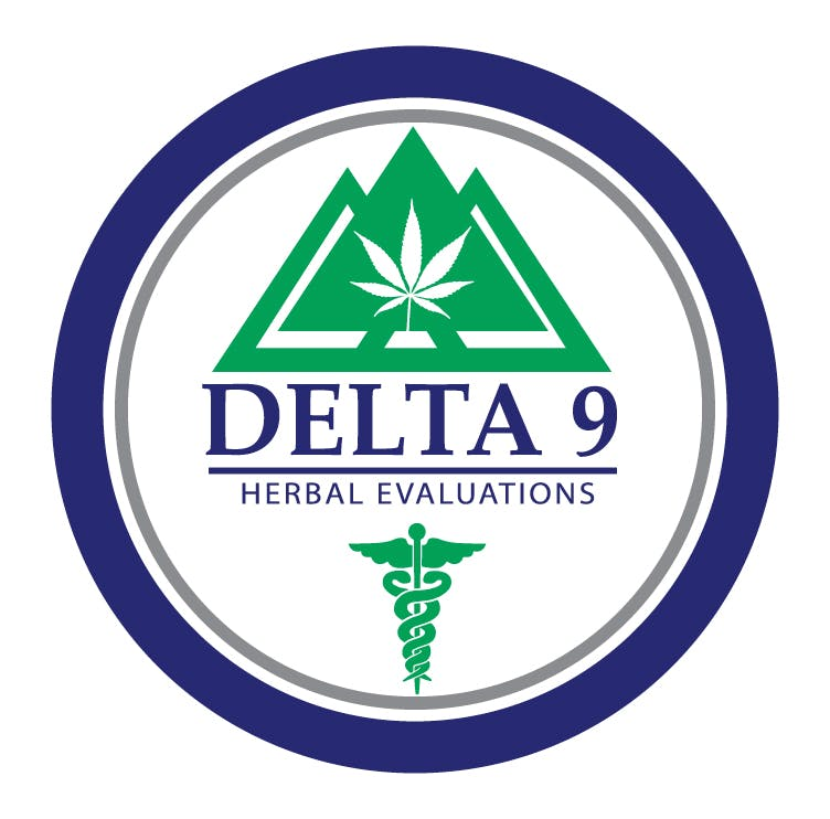 Logo for Delta 9 Herbal Evaluations
