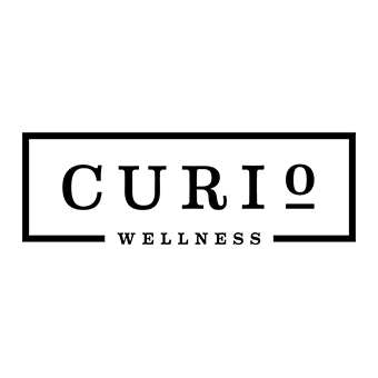 Logo for Curio Wellness