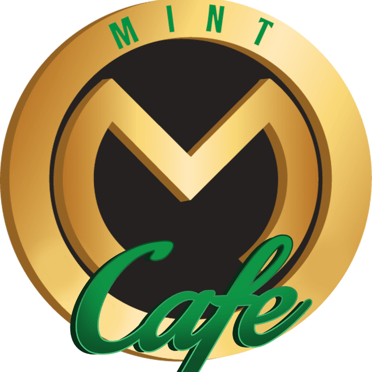 Logo for The Mint Café - Tempe