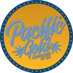 Logo for Pacific Gold - West
