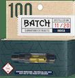 REC - Batch Indica Cartridge 1000mg