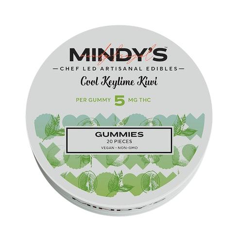mindy's chef led artisanal edibles