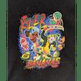 Nature's Kiss | Men's Black Killer Banana T-Shirt | 2XL