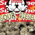 Supreme Sour Diesel