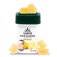Medical Wana Exotic Yuzu Sativa/Inspire High Dose Sour Gummies, 1000mg