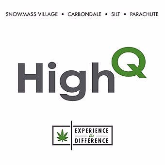 Logo for High Q - Carbondale