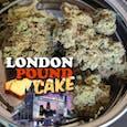 3.5g | London Pound Cake | 28%