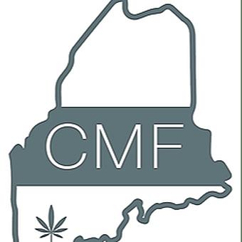 Logo for Central Maine Flower