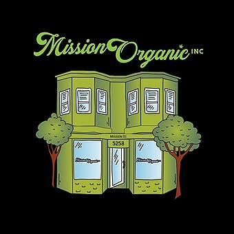 Logo for Mission Organic Center