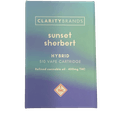 Sunset Sherbert 0.5g Cartridge