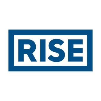 Logo for RISE Dispensaries Carlisle