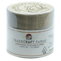 Tradecraft Farms - Cannabis : Biscotti