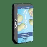 | MEDICAL | AiroPro | Distillate Cartridge | Indica | Midnight Moon | 500mg |