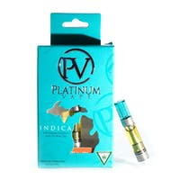 Platinum Vape Paris OG 1g Cartridge