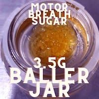 Grassroots   Motor Breath Sugar Baller Jar   3.5g