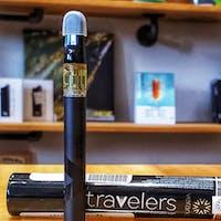 Grapefruit Haze traveler pen