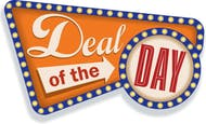 Deal of the Day Every Wednesday Contact us for Details